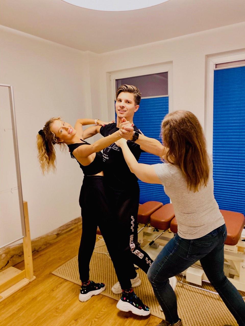 Chiropraktik im Leistungssport - Tanz und Haltung